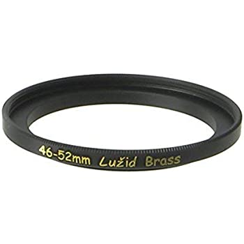 Breakthrough Photography 62mm to 67mm Step-Up Lens Adapter Ring for Filters Made of CNC Machined Brass with Matte Black Electroplated Finish