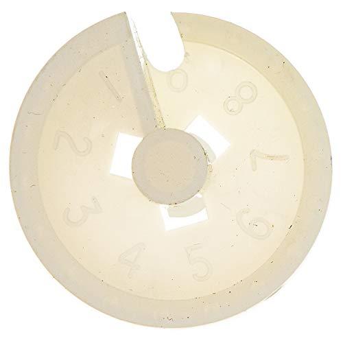 Exmark 126-0988 Dial SSS270CSB00000 SSS395CKC00000 Z-Spray