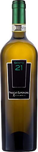 Sesto 21 Frascati Superiore Riserva DOCG - 750 ml - Casata Mergè – Sesto 21