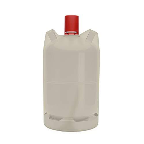 Tepro Universal Cubierta bombona de Gas, 5kg, Beige, 24x 24x 45cm, 8614