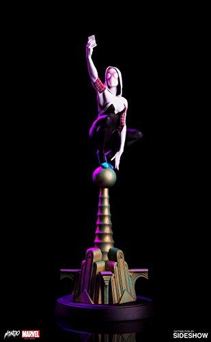 Mondo Tees Marvel Spider-Gwen (Phantom City Creative Version) Polystone Statue image