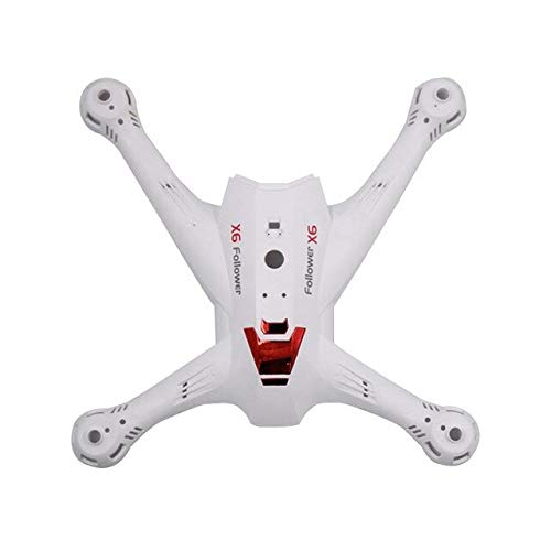 Vehicles-OCS Occus Global Drone X183 X183S Quadcopter Main Full Body Upper Shell Cover Spare Replacement - (Color: White)