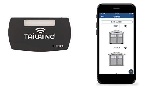 Fantastic Deal! Tailwind iQ3 Premium Featured Smart WiFi Garage Door Opener - Internet Enabled Remot...