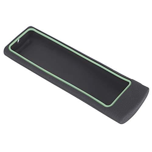 Estuche de silicona para control remoto de TV, AKB75095307 Estuche protector para control remoto de TV Reemplazo de protector a prueba de deslizamiento de silicona para LG AKB RM ‑ L1162(verde)