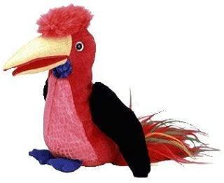 TY Beanie Baby - FRILLS the Hornbill Bird by Ty [並行輸入品]
