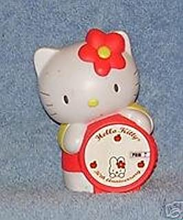 924d22277 Hello Kitty McDonalds Toy: 30th Anniversary Calendar (2004)
