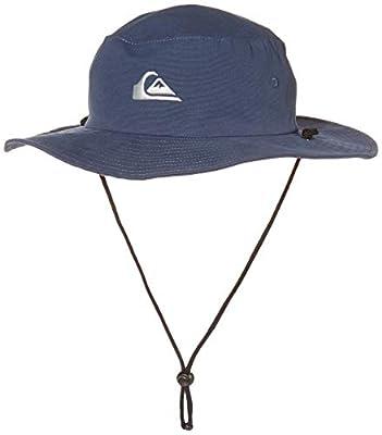 Quiksilver Men's Bushmaster Sun Protection Floppy Visor Bucket Hat