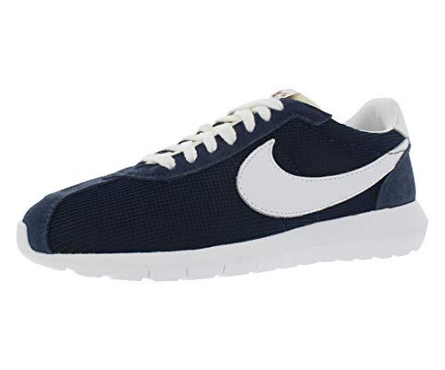 NIKE Womens Roshe LD-1000 QS Running Shoes (10 B(M) US, Obsidian/White-White-Sail)
