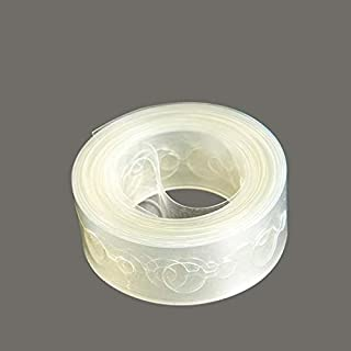 5M سلسلة بالونات بلاستيكية 110 ثقب من البولي فينيل كلوريد لحفلات الزفاف بالونات عيد الميلاد خلفية ديكور بالون سلسلة قوس زينة