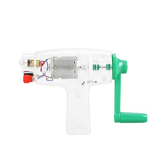Generador de electricidad impulsado por manivela manual, emergencia eléctrica Generador de electricidad impulsado por manivela manual Fuente de alimentación