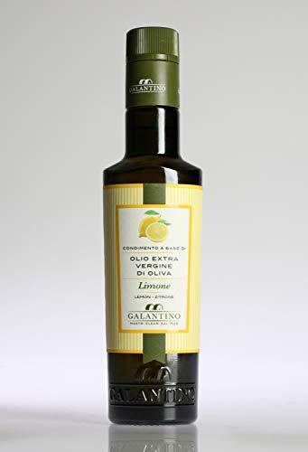 Olivenöl Extra Vergine mit Zitrone
