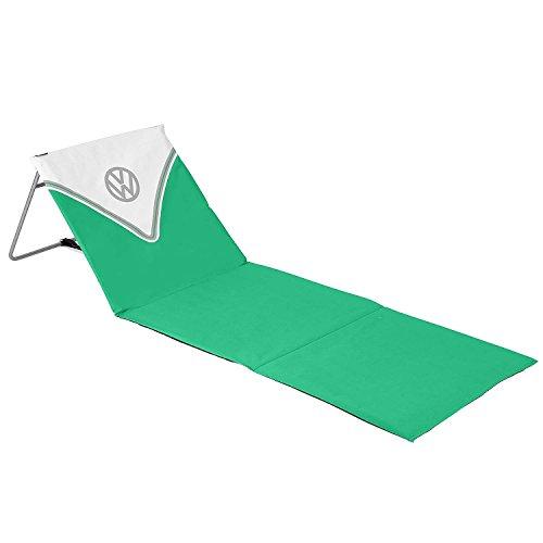 Volkswagen Folding Lounger Beach Mat - Official VW Camping Chair Lounger -...