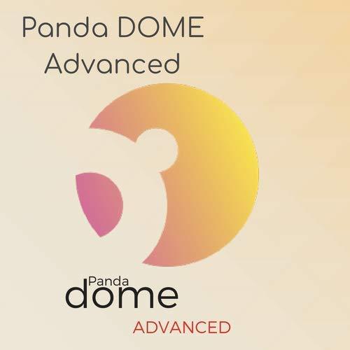 Panda Dome Advanced | 1 Dispositivo (Licencia electrónica por 1 año, se manda por email, no CD) | Windows, iOS, Android