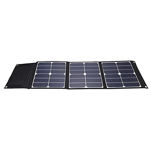 Panel Solar, Equipo De Cargador De Panel Solar De Alta Eficiencia 40W Para Cámara De Teléfono