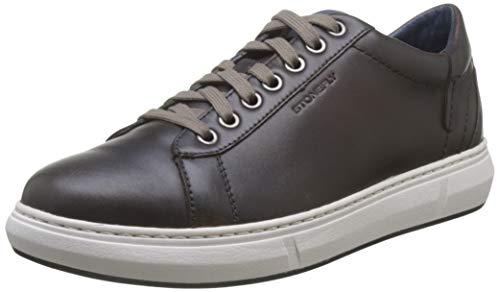 Stonefly Rapid Calf, Zapatos de Cordones Derby para Hombre, Marrón (Fern Brown 410), 43 EU