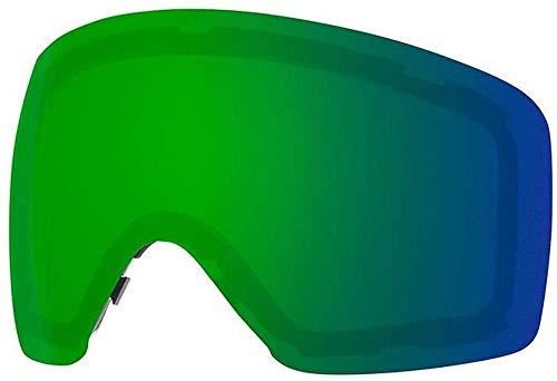 Smith Skyline Snow Gafas de repuesto (ChromaPop Sun Green Mirror)