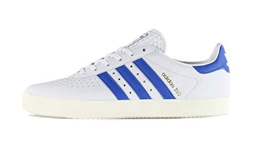 Adidas Herren 350 Moskva Sneaker, Weiß (Ftwbla / Azul / Casbla 000), 37 1/3 EU