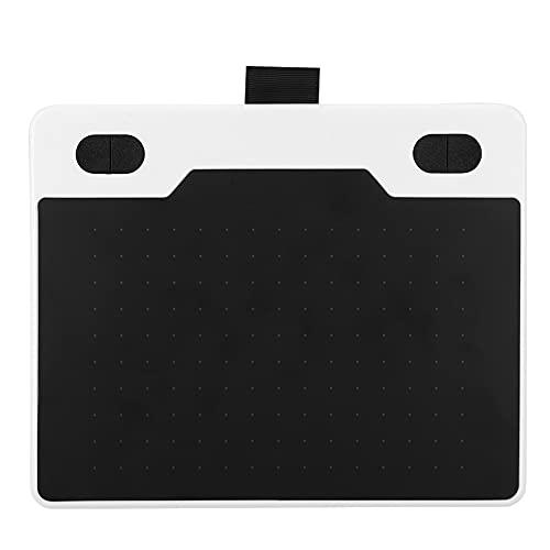 Tableta de Dibujo   Tableta Gráfica Ultraligera de 6 Pulgadas   Tableta de Dibujo Ultrafina 7 mm con Lápiz Sensible a La Presión   Tableta de Dibujo Adecuada para Pc/Mac/Android para La Aplicación