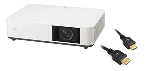 Bundled VPL-PHZ10 5000-Lumen WUXGA Projector with Two 6ft HDMI Cables (Renewed)