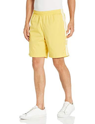 Adidas Originals Big Trefoil Metallic - Pantalones de chándal para hombre - Azul - Medium