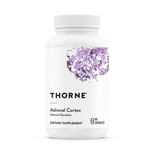 Adrenal Cortex 60 Kps von Thorne Research