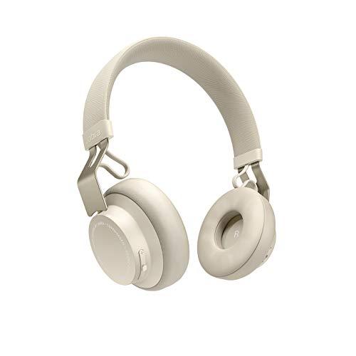 Jabra Move Style Edition Cuffie On-Ear, Cuffie Stereo con Connessione a Tablet, Computer e Telefono, Chiamate e Musica Wireless, Beige