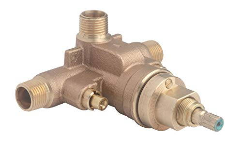 Symmons 261XBODY Temptrol Brass Pressure-Balancing Shower Valve with Service Stops