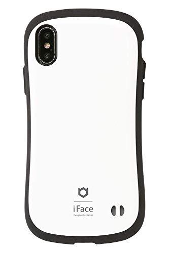 iFace First Class Standard iPhone XS/X ケース [ホワイト]