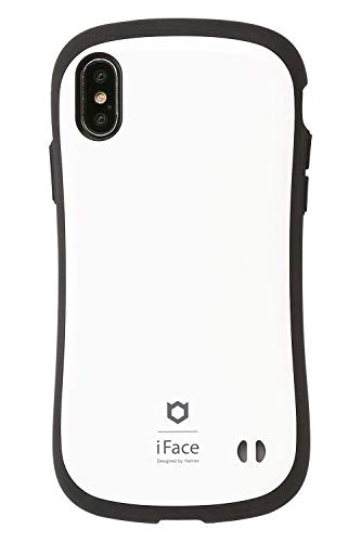 iFace First Class Standard iPhone XS/X ケース [ホワイト]