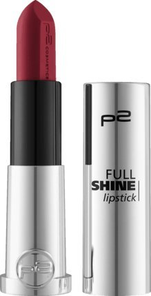 p2 cosmetics Lippenstift full shine lipstick, 3,8 g (250 make a scene)