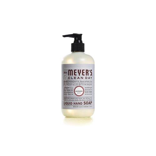 Mrs. Meyers Clean Day Liquid Hand Soap, Lavender - 12.5 Oz