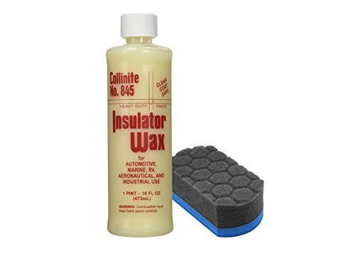 Collinite Liquid Insulator Wax #845 (16 oz Combo)
