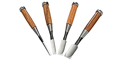 Kazu Japanese Chisels from Woodpeckers Inc.