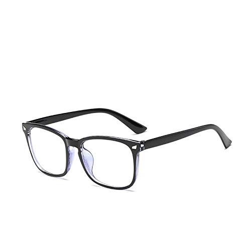 TYJYY zonnebril mode Anti blauwe straal straling blauw licht blokkeren bril vierkant Anti oog vermoeide Computer Gaming bril