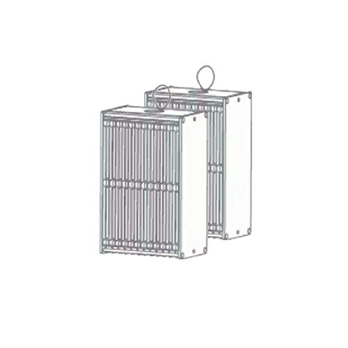 NLR Air Filter of Personal Air Cooler/Mini Air Conditioner, 2 PCS in one...
