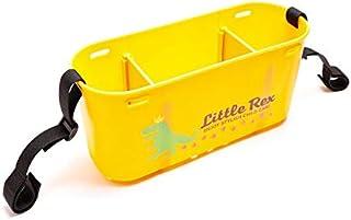 赞助广告- 婴儿推车包 婴儿车用包 塑料制 可洗 防水 弹行 选项 零件 出生贺礼 礼物 婴儿车 Combi 贝亲 A型 B型 吸管包 小猎人 2WAY塑料袋(黄色)