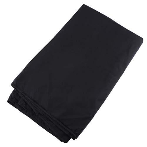 Drum Dust Cover Abdeckung für Schlagzeug, 79 x 98 Zoll Wasserabweisender Staubschutz mit Gewichteten Ecken