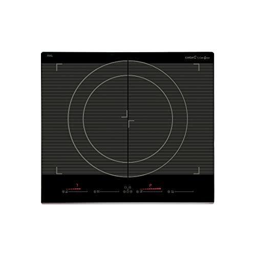 Placa de inducción Cata Giga 600 BK