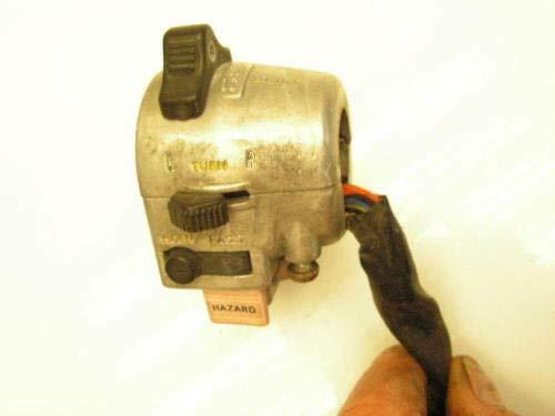 Kawasaki KZ750 KZ 750 H #1070 Handlebar Switches