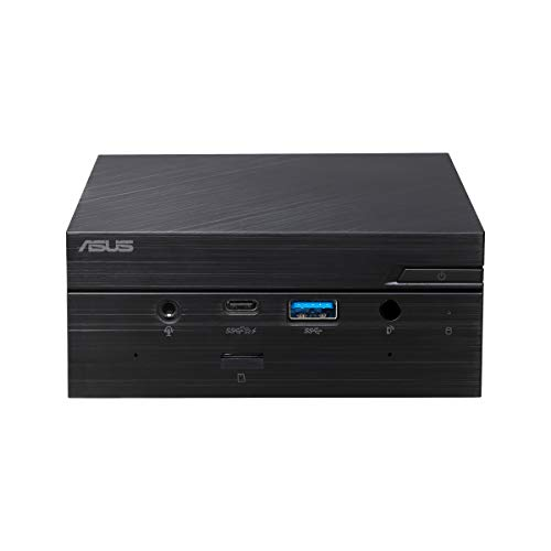 ASUS PN50-BBR343MD-CSM Barebone Mini PC (AMD Ryzen 3 4300U, integrierte AMD Radeon Vega Grafik, WiFi 6, Bluetooth 5, ohne Betriebssystem) schwarz