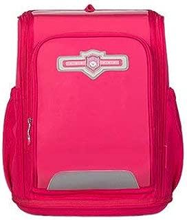 22L Children Kids Backpack Student Schoolbag Satchel Burden Reducing Protect Spine For Boys Girls - Outdoor Bag Travel & Storage Bags - (Rose) - 1 x Xiaomi Children Backpack