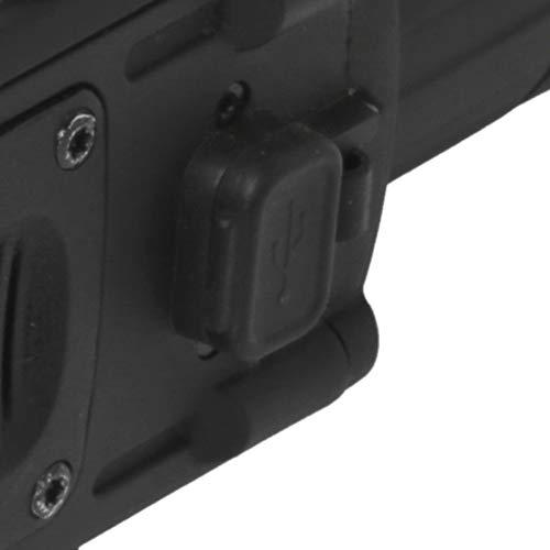5. Pulsar Trail XQ50 2.7-10.8x42 Thermal Riflescope