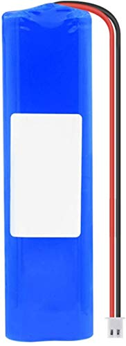 1/2/4 Piezas 7.4V 6000Mah 18650 Baterías De Iones De Litio De Litio 18650 Batería (4 * 18650 Celdas) + Enchufe Xh 2.54Mm para Aspiradora Linterna 4Pcs-4Pcs