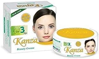 Kanza Beauty Cream Whitening Original Cream Dark Circles, PIMPLES REMOVING-18g