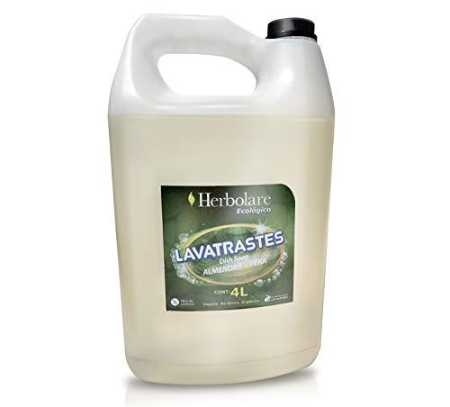 Detergente Liquido Para Trastes marca Herbolare