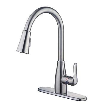 glacier bay kitchen faucet