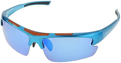 HAOHANYOUPIN Gafas de sol polarizadas deportivas para hombres y mujeres béisbol Ciclismo TR90 Superlight Frame 6200 gafas de sol para hombre