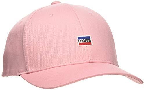 Levi's Mini Sportwear Logo Flexfit Gorra, Rosa (Light Pink 81), única (Talla del Fabricante: UN) para Hombre
