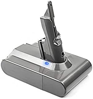 Timetech Battery for Dyson V7 Battery Li-ion Handheld Cordless Vacuum Cleaner 4800mAh