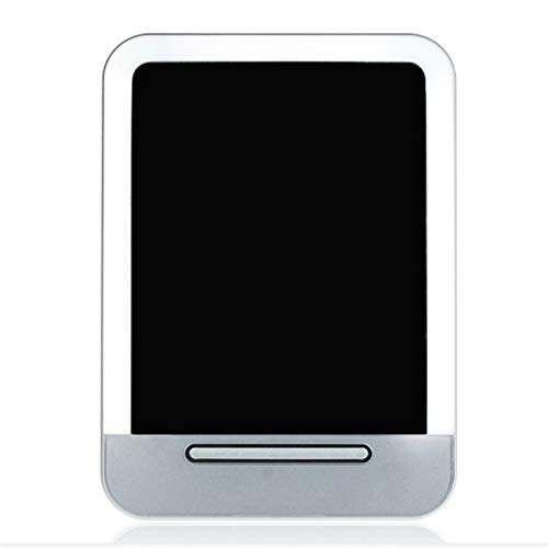 KUNHAN Make-up spiegel Professionele Led Touch Screen Make-up Spiegel Vanity Spiegel Met Led Licht Gezondheid En Mooie Verstelbare Tafel 180 Rotatie